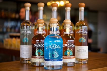 Sazerac takes Corazon Tequila to Australia - market data