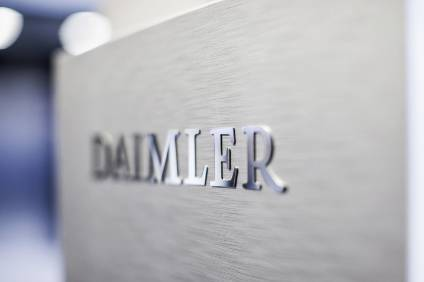 Given the scale of the drop to sales, Daimlers Q2 results and outlook cheered investors - though risks remain