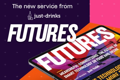 FREE TO ACCESS - What's the outlook for smart technology in food and drink?- just-drinks FUTURES Vol. 5