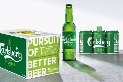 Carlsberg UK replaces core beer with Carlsberg Danish Pilsner