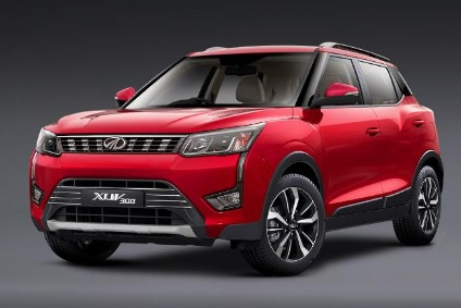 This, the XUV300, will be joined by S210, an electric version in mid-2020