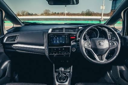 Interior Technology And Design Honda Jazz Automotive Industry