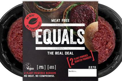 Eyeing alternatives - meat companies with stakes in meat-free