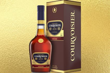 Courvoisier Sherry Cask Finish was first launched in 2017 as part of the Cognac houses Master's Cask Collection