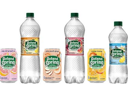 Nestle Waters' Poland Spring Sparkling flavours - Product Launch