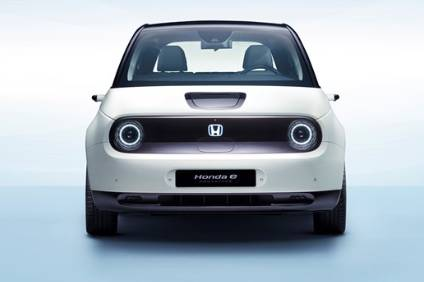 Prototype BEV shown earlier this year will be sold in Europe and Japan as the Honda e