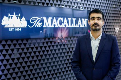 Igor Boyadjian becomes MD for The Macallan at the start of next month