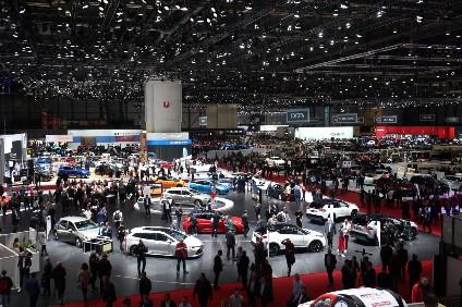 Geneva Auto Sales >> Geneva Of Course The Week Automotive Industry Comment Just Auto