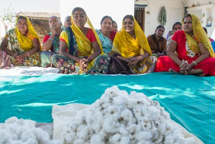 Primark's sustainable cotton uses more natural farming methods, including minimising the use of chemical pesticides and fertilisers and reducing water consumption, as well as increasing the income of cotton farmers to improve their livelihoods