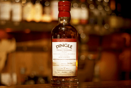 Dingle said only 2,000 bottles of the new whiskey will go to the UK