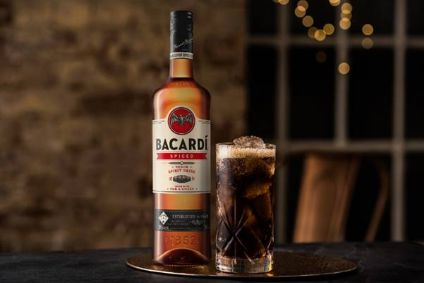 Bacardi drops Oakheart, relaunches spiced spirit under Bacardi name