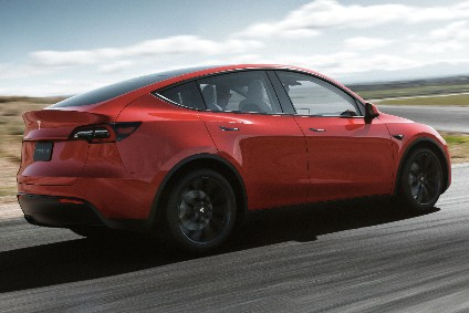 Tesla is planning to build the Model Y at the Berlin plant