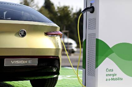 Skoda is ramping up its electrification strategy - with new models and mass charge points for employees