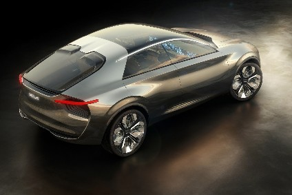Geneva 2019s KED13 Imagine By Kia concept shows the general outline of next years C/D segment electric crossover