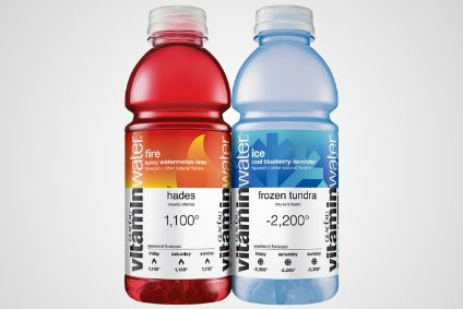 The Coca-Cola Co's Vitaminwater Fire & Ice - Product Launch