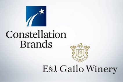 The long-running sale of brands from Constellation Brands to E&J Gallo was trimmed back last month