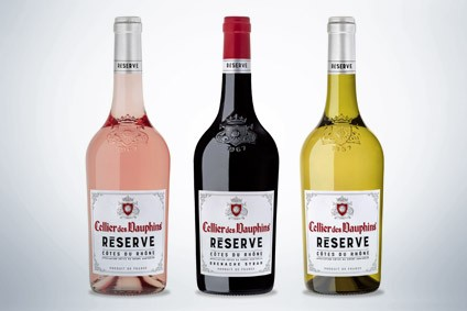 Union des Vignerons has launched new ranges, including Cellier des Dauphins Reserve Cotes Du Rhone