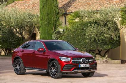 New diesels for the GLC Coupe (the Euro 6d standard RDE – Real Driving Emissions Stage 2 comes into force in 2020)