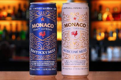 Atomic Brands' Moscow Mule, Kentucky Mule RTDs - Product Launch
