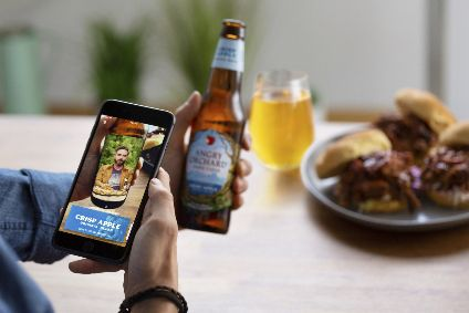 Boston Beer Co lines up Angry Orchard AR cider and food app