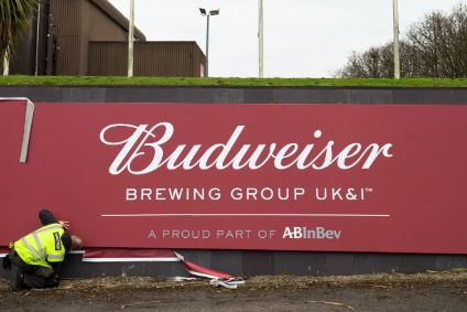 Anheuser-Busch InBev pushes Budweiser in UK name-change