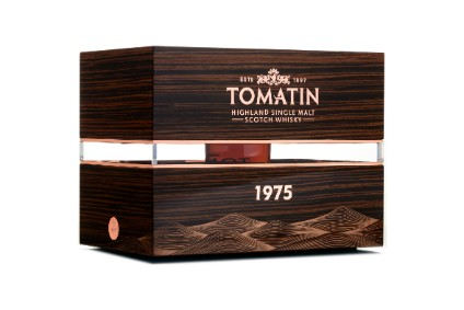Tomatin 1975 Warehouse 6 Collection single malt Scotch