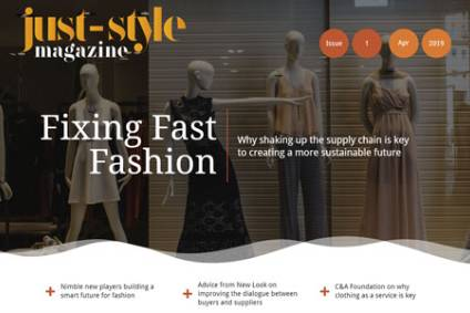 The first issue takes a closer look into the challenge of Fixing Fast Fashion