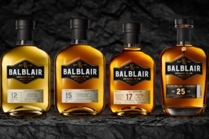 International Beverage Holdings' Balblair GTR single malt Scotch range - Product Launch