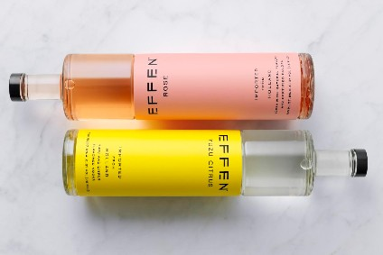 Beam Suntory's Effen Rosé & Yuzu Citrus vodkas - Product Launch - market data