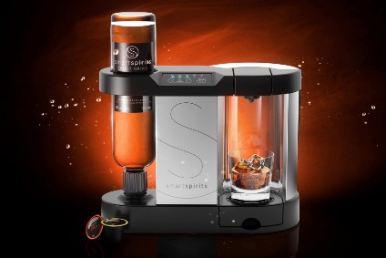 Smart Spirits unveils flavour-capsule alcohol dispenser
