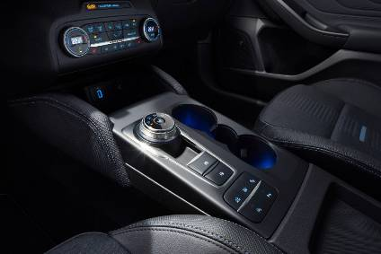 Interior Design And Technology Ford Focus Automotive Industry