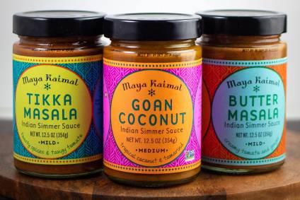 US-based Indian-cuisine supplier Maya Kaimal Foods gets