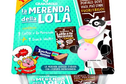 New products - Granarolo debuts La Merenda della Lola snack kit for kids; Perfetti van Melle expands Mentos brand; Gressingham launches venison, wild boar range; Dole unveils salad kit line in the US