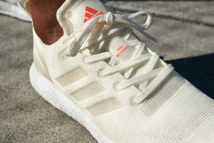Yo Arcaico equilibrar  Adidas develops first fully recyclable performance footwear | Apparel  Industry News | just-style