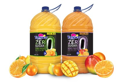 Tampico Beverages' Tampico Zero juice - Product Launch