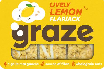 Graze said changes also to be made on other products