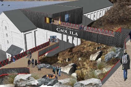 Diageo to build Johnnie Walker visitors centre on Islay