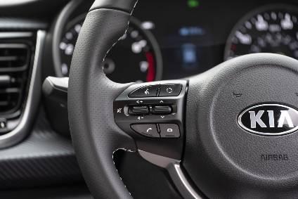 Interior design and technology – Kia Rio | Automotive