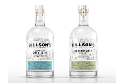 "Billson's Brewery said the gins are an attempt to ""grow the Billson's brand"""