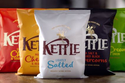 Campbell mulls future of Kettle Chips