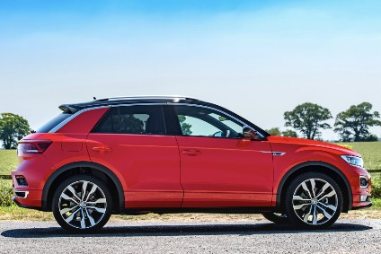 In top-spec R-Line trim and with a few options, T-Roc can easily become a £35,000 car