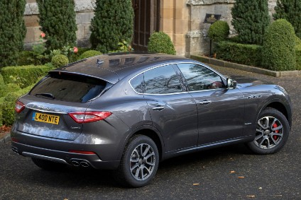 ANALYSIS - MY19 Maserati Levante GranLusso | Automotive