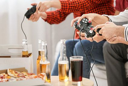 Diageo eyes video game potential as gamers grow up