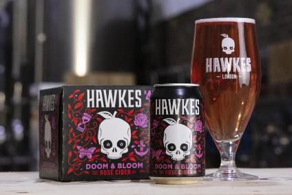 BrewDog started producing Hawkes Cider in the US last year