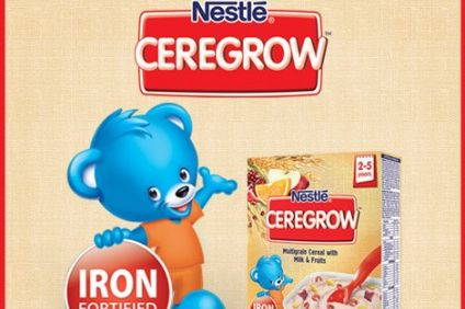 Nestlés Ceregrow cereal - organic version to be launched
