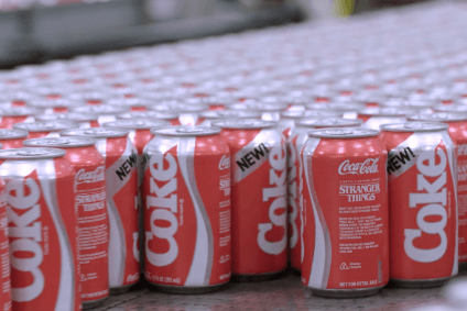 The Coca-Cola Co relaunches New Coke for Stranger Things tie-up