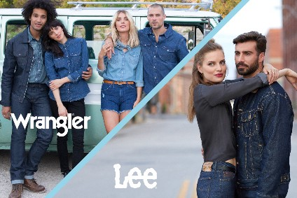 Kontoor Brands owns the Wrangler and Lee brands following the spin off from VF Corp.