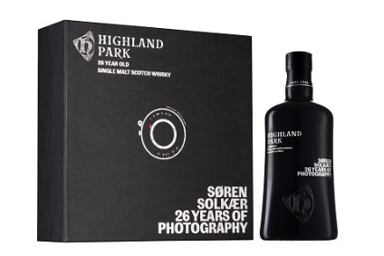 Edrington's Highland Park Søren Solkær 26 Years - Product Launch