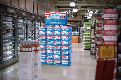 MillerCoors teams up with US military charity for Keystone Light drive