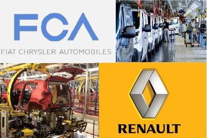 FCA proposes transformative merger with Renault